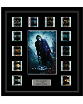 Dark Knight, The (2008) - Joker - 12 Cell Display
