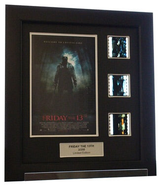 Friday the 13th (2009) - 3 Cell Display