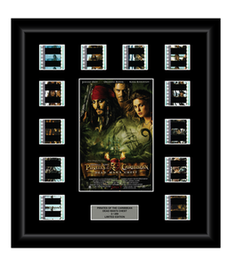 Pirates of the Caribbean - Dead Man's Chest (2006) - 12 Cell Display
