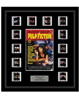 Pulp Fiction (1994) - 12 Cell Classic Display
