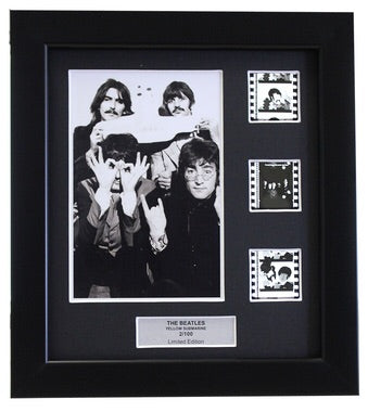 Beatles, The in Yellow Submarine - 3 Cell Display