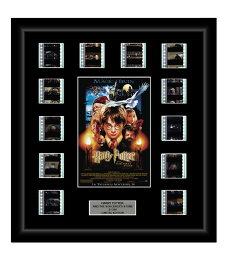 Harry Potter & the Sorcerer's Stone (2001) - 12 Cell Display