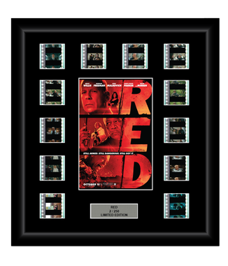 Red (2010) - 12 Cell Display