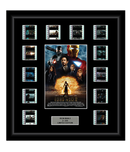 Iron Man 2 - 12 Cell Display