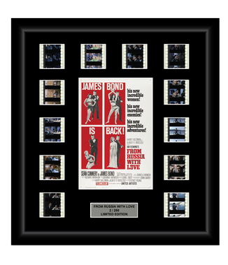 From Russia with Love (1963) (James Bond) - 12 Cell Classic Display - Style 1