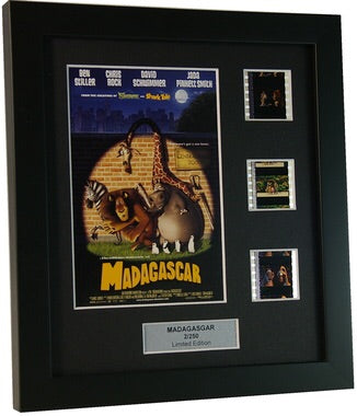 Madagascar - 3 Cell Display