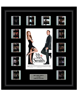 Mr & Mrs Smith (2005) - 12 Cell Display