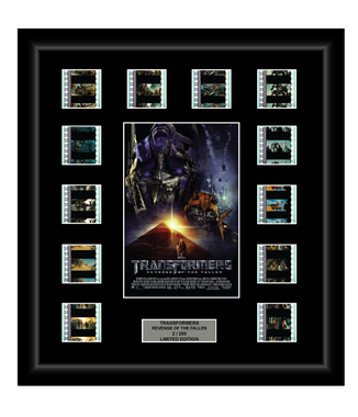 Transformers - Revenge of the Fallen (2009) - 12 Cell Display