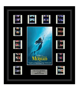 Little Mermaid (1989) - 12 Cell Film Display