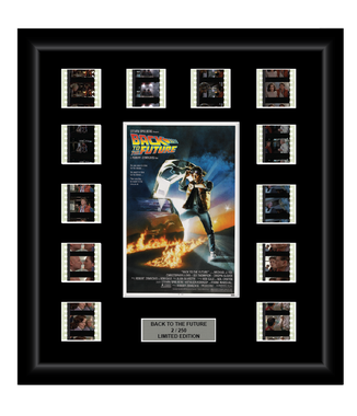 Back to the Future I (1985) - 12 Cell Classic Display