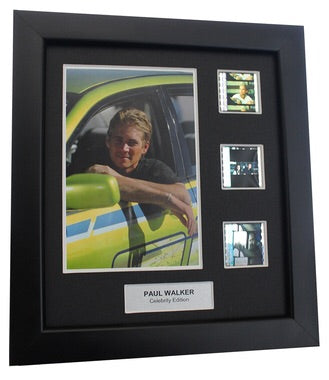 Paul Walker (Style 2) - 3 Cell Display
