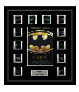 Batman (1989) - 12 Cell Display
