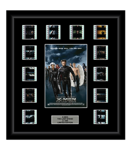 X Men - The Last Stand - 12 Cell Display (2006)