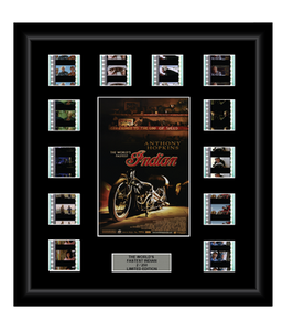 World's Fastest Indian, The (2005) - 12 Cell Classic Display - ONLY 2 AT THIS PRICE