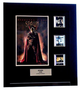 Spawn (1997) - 3 Cell Display