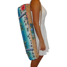 Bliss Hawaii, yoga bag, beach yoga, Mokulua islands, hawaii, luxury, kailua, lanikai, cork
