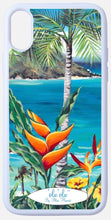 'olu'olu by Bliss Hawaii iPhone Case for iPhone X