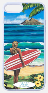 'olu'olu by Bliss Hawaii iPhone Case for iPhone 7+ and 8+