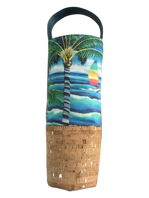 Sailing Catamaran Wine Bag - Bliss Hawaii