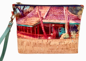 bliss collective bags Buzz's Wristlet Pouch - Bliss Hawaii