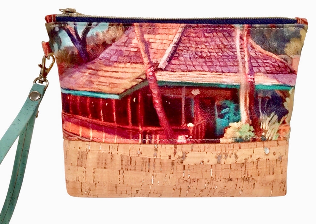 Buzz's Wristlet Pouch - Bliss Hawaii