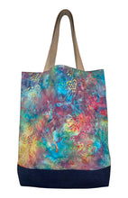 shopper tote ocean octopus ecological