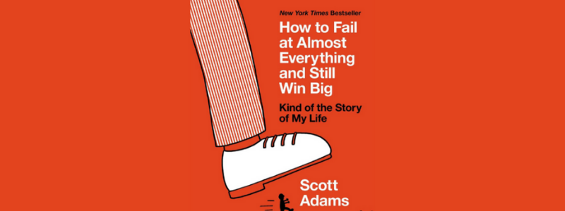 Getting unstuck with Dilbert's creator, Scott Adams