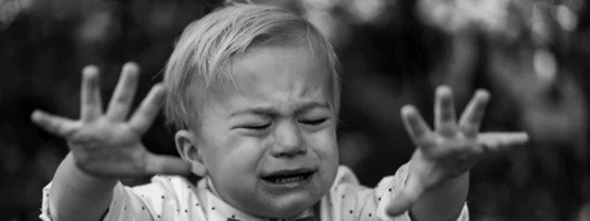 The differences between a tantrum and a meltdown