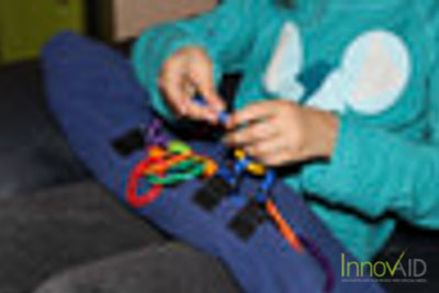 Lap Pad - Fidget Friendly - InnovAID