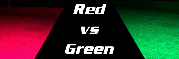 The Science Behind Choosing a Red or Green Light for Night Hunting