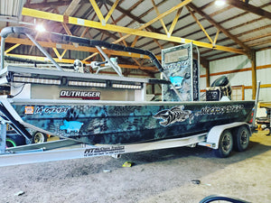 Bowfishing Boat Setups: Build the Best Deck & Shooting Platform