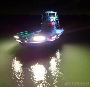 The Most Versatile Bowfishing Boat Setup