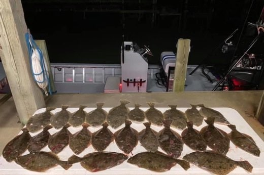 Flounder Gigging - The Complete Guide