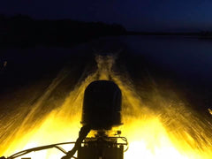 Mini Swamp Eye Submersible Flounder Gigging and Bowfishing Light