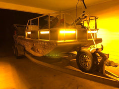 Swamp Eye Light Bar for Flounder Gigging and Bowfishing Lights