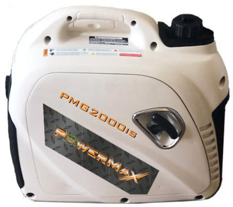 PMG Series 2000/2300 Watt Inverter Generator-Powermax Converters-Outrigger Outdoors
