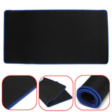 600*300MM Pro Ultra Large Rubber Keyboard Mat Professional Gaming Mouse Pad Mat Locking Edge