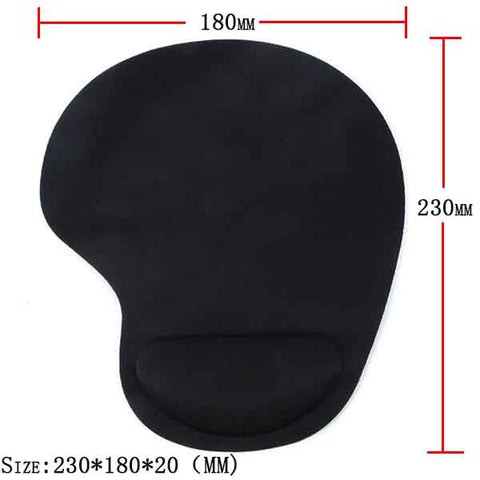Optical Thick Mouse Pad Support Wrist Comfort