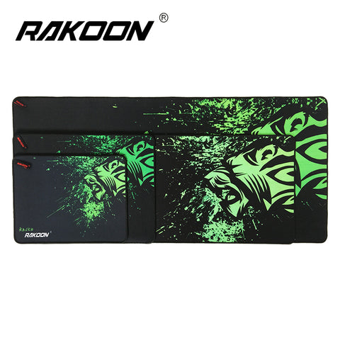 Rakoon Luxury Gaming Mouse Pad Locking Edge