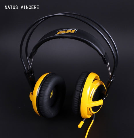 V2 Headphones With Microphone