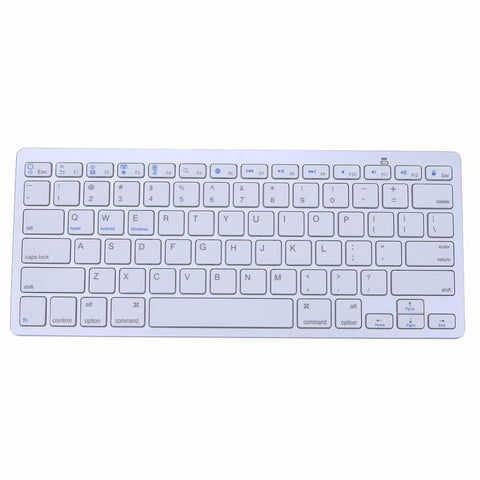 Bluetooth 3.0 2.4Ghz Ultra Slim Wireless Gaming Keyboard