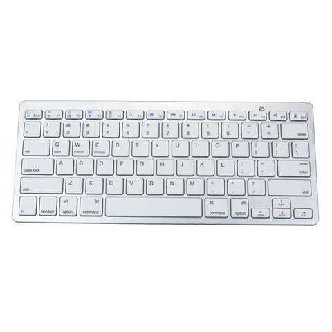 Ultra Slim Portable Universal Bluetooth 3.0 Keyboard