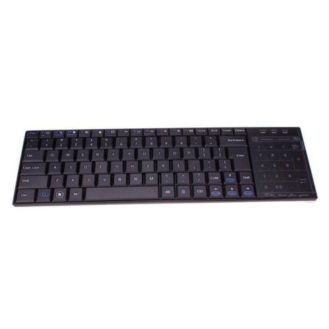 Ultra Slim Keyboard Bluetooth 3.0 Mini Touch Pad