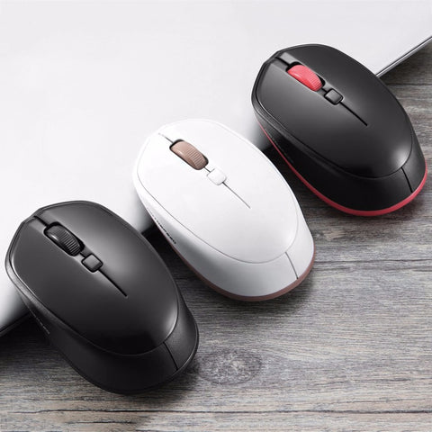 Silent Click Gaming Mouse Wireless Rechargeable
