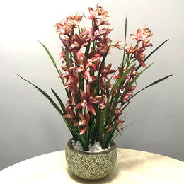 A100 Artificial Flower Arrangement - Isingtec