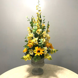 A110 Artificial Flower Arrangement - Isingtec