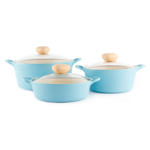 Neoflam Eela 5pc Cookware Set