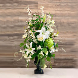 A20 Artificial Flower Arrangement - Isingtec