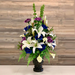 A50 Artificial Flower Arrangement - Isingtec