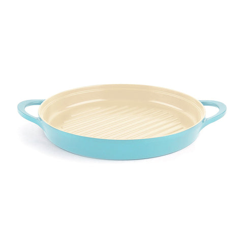 Neoflam Eela 1.1QT Milk Pan in Ivory